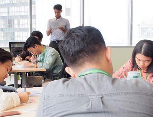 Training Bahasa Inggris di Surabaya