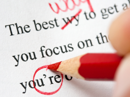 Surabaya English Courses - Proofreading and Translation