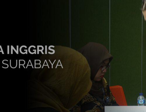Les Inggris Karyawan Surabaya