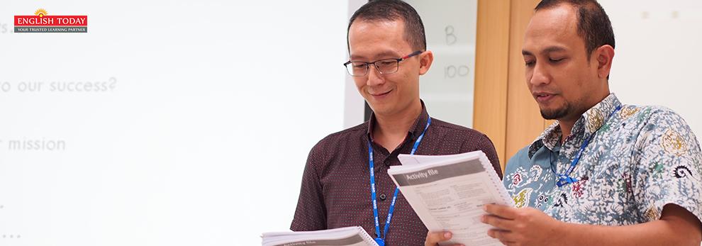 Buatlah Sendiri Kelas Percakapan Bahasa Inggris Anda di Surabaya